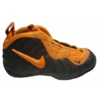 Nike Air Foamposite Black Orange