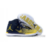 2017 Mens Air Jordan 31 (XXX1) Michigan PE For Sale New Style 2knWrC7