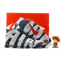 Nike Air More Uptempo OG Olympic Scottie Pippen Midnight Navy White Spirit Red 414962-401 Lastest FA7YFSn