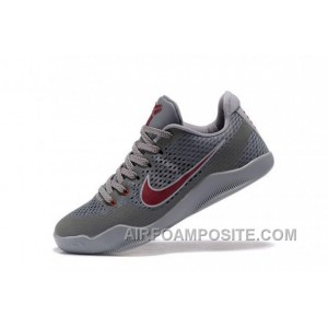 Check Out The Nike Kobe 11 EM Low All Black BLKDMNDS Online