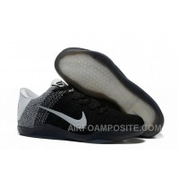 New Arrival Nike 822522 914 Kobe 11 Flyknit BHM Collection Mens