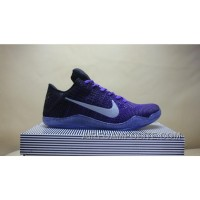 Kobe 11 Elite Low Hyper Grape Purple 822675-510 Cheap