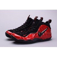 2016 Nike Air Foamposite Black Red