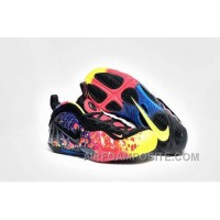 Buy Nike Air Foamposite One LE Cough Drop Black Varsity R E7P6i