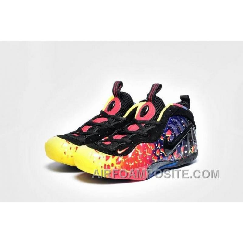 the latest debd7 47f89 Buy Nike Air Foamposite One LE Cough Drop Black Varsity R E7P6i .