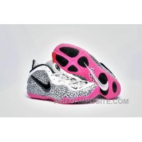 Nike Air Foamposite One GS Pearlized Pink 314996 600 3RJrR