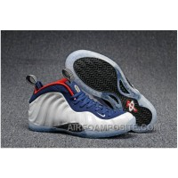 Nike Air Foamposite One PRM USA Olympic MENS AND GS H5Q7R