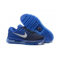 Authentic Nike Air Max 2017 Royal Blue Black Cheap To Buy 2Q8sXxE