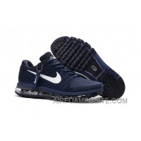 Nike Air Max 2017 KPU Navy White Authentic YPy5tpP
