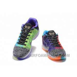"""Discount 2016 Nike Kobe 10 Elite Low """"What The"""" For Sale"""