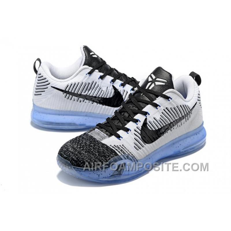 "sports shoes d9b73 99cf5 ... New 2017 Nike Kobe 10 Elite Low HTM ""Shark Jaw"" Mens Basketball Shoes  ..."