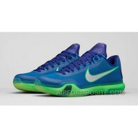 Cheap Nike Kobe 10 Shoes Emerald City
