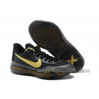 Hot Genuine Nike Kobe 10 Black Gold