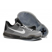 Online Authentic Kobe 10 Shoes Panda White Black