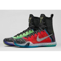 Official NikeKobe 10 Elite WHAT THE New Arrival