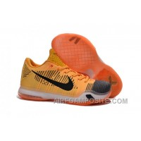 Nike Kobe 10 Elite Low Chester Hot