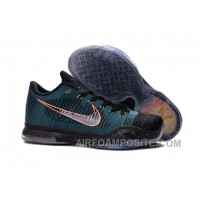 Nike Kobe 10 Elite Low Drill Sergeant Hot