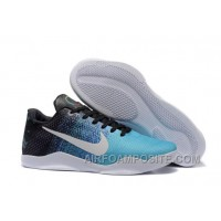 Cheap Nike Kobe 11 Black/University Blue