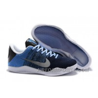Nike Kobe 11 Brave Blue/Metallic Silver-University Blue 2016 For Sale Online 54789