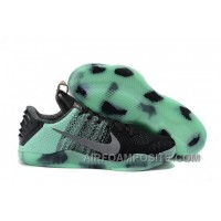 "Nike Kobe 11 ""All-Star"" Green Glow/Black Glow In The Dark For Sale Online New"