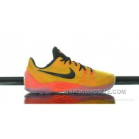 Cheap Nike Zoom Kobe Venomenon 5 Basketball Shoes University Gold Black Bright Crimson