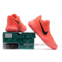 Nike Kyrie 3 Mens BasketBall Shoes All Orange Cheap To Buy 75RYh4