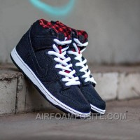 Nike SB Dunk High 313171-441 Men SKATEBOARDING LUMBERJACKS Discount