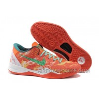 New Arrival Nike Kobe 8 System All Star Bright Citrus Sport Turquoise