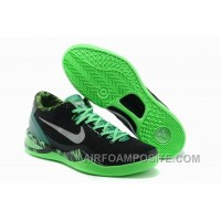 For Sale Nike Kobe 8 System Black-Green