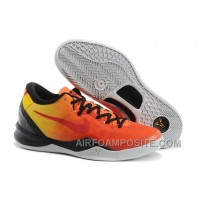 Discount Nike Kobe 8 System Sunset Custom