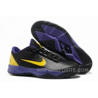 New Nike Zoom Kobe Venomenon 3 Black/Purple/Gold