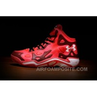 Under Armour Micro G Anatomix Spawn 2 New Red Basketball Shoes Copuon Code Y8p2p