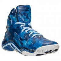 Authentic Under Armour Micro G Anatomix Spawn 2 Blue White New Release RnWRMh