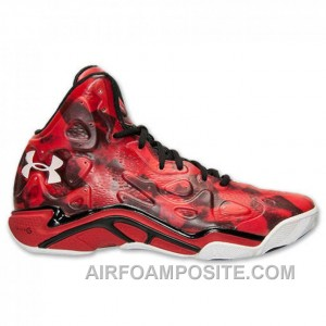 Authentic Under Armour Micro G Anatomix Spawn 2 Red Black Copuon Code JA65nA