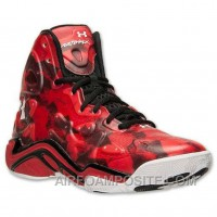 Buy Under Armour Micro G Anatomix Spawn 2 Red Black For Sale ZynRz