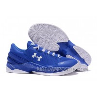 Under Armour Curry Two Low Royal Blue White AGfZD