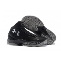 Womens Under Armour Curry Two Black Grey Silver FfYXE