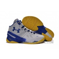 Cheap DS Under Armour Stephen Curry 2 II Dub Nation QZZME