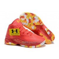 Stephen Curry 2.5 Wears Under Armour Curry In Rout Of JPZFf