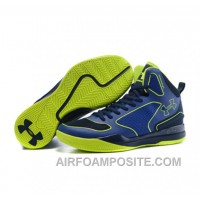Under Armour Stephen Curry 3 Shoes Blue Green 4dQkM