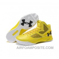 Under Armour Curry ClutchFit Drive II Yellow S2Tf8