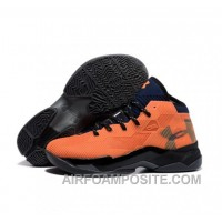 Under Armour Stephen Curry 2 Shoes Red Orange Black Elite JZj4C
