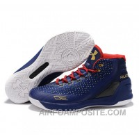 Under Armour Stephen Curry 3 Shoes Blue 7DDWX