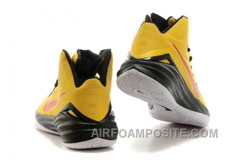 Hh Shoes Mens Black And Yellow