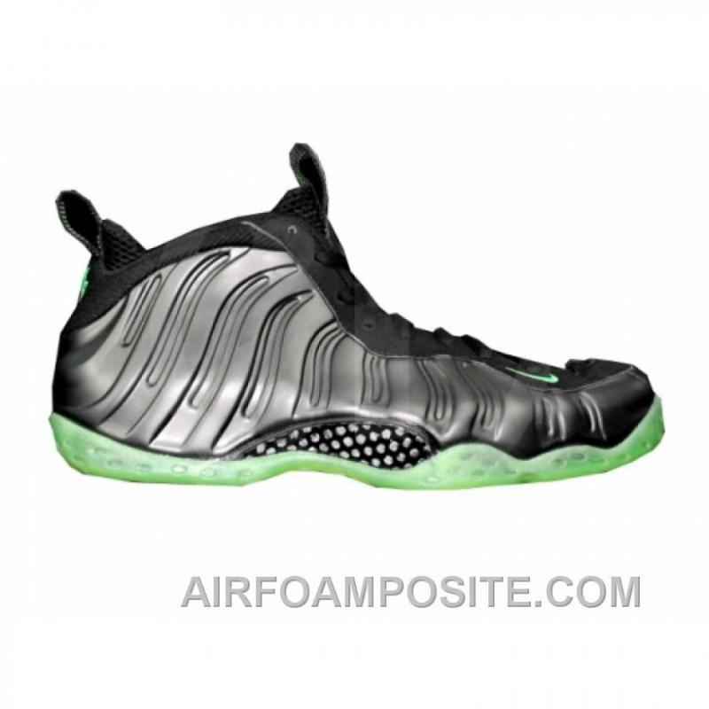 f1ffb01ceaa49 ... buy nike air foamposite 1 one black electric green 314996 030 22a08  0f636