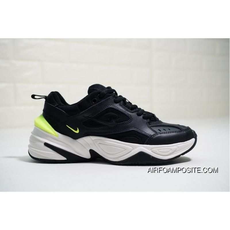 afd55e96b59 ... Version Foam Private Mould Original Here Version Nike M2K Tekno Retro  Fashion All Travel-match Dad Sneakers Clunky Sneaker Dad Shoes Black White  ...