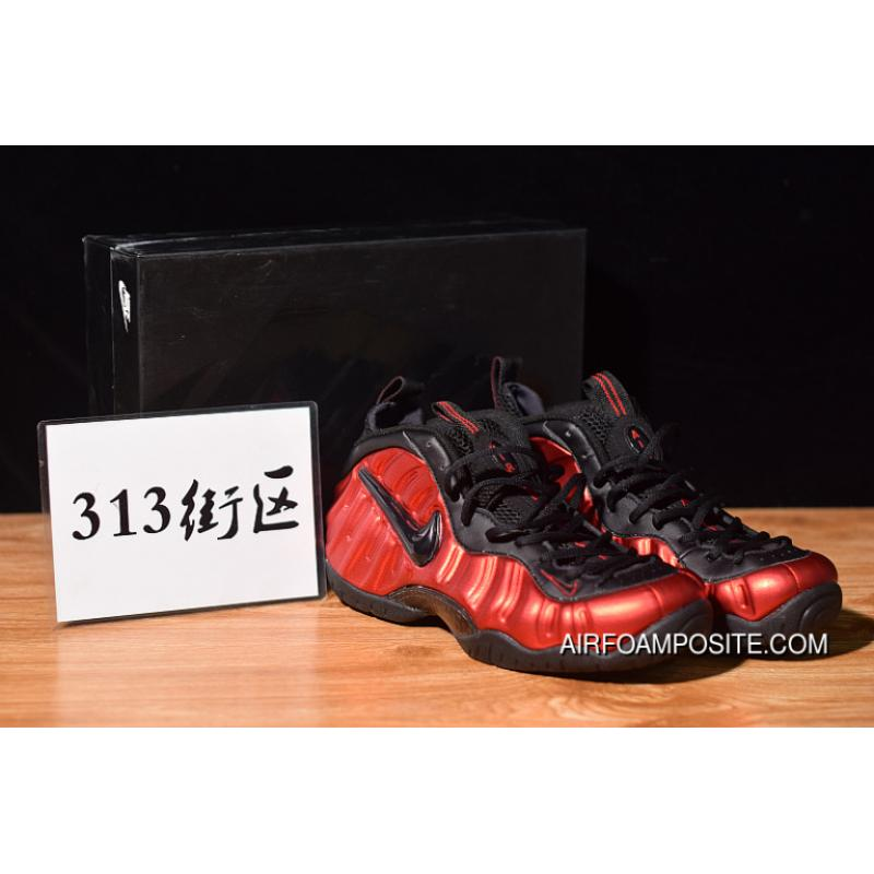 huge selection of 445e7 b1fe1 313 Block Produced By The Foamposite Nike Air Foamposite One Fruity Pebble  Black And Red By Cracking Foamposite Size 624041-604 For Sale