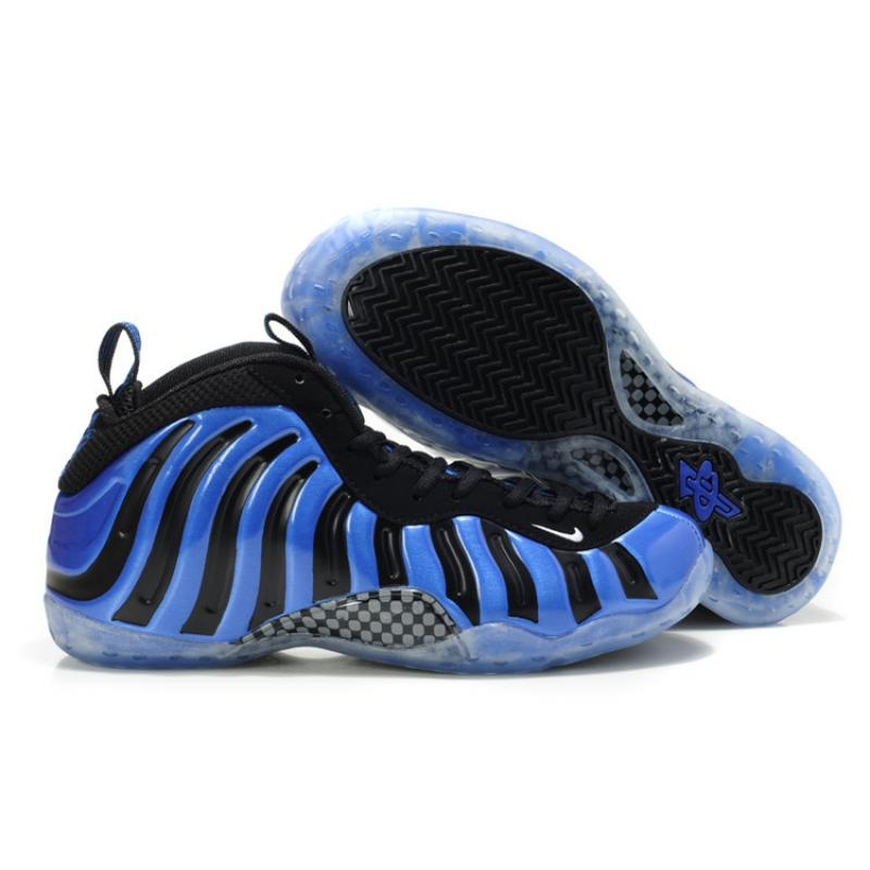 huge selection of 60a0d 3f4df Nike Air Foamposite One Royal Black
