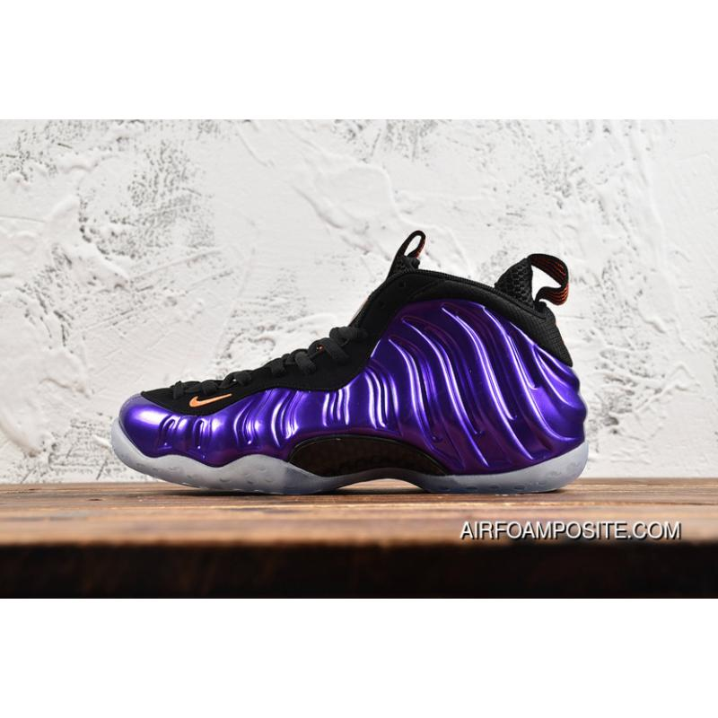 info for c461a 07b9c Nike Air Foamposite Pro Eggplant Purple Injection Spray 314996-501 Women  Shoes And Men Shoes Latest
