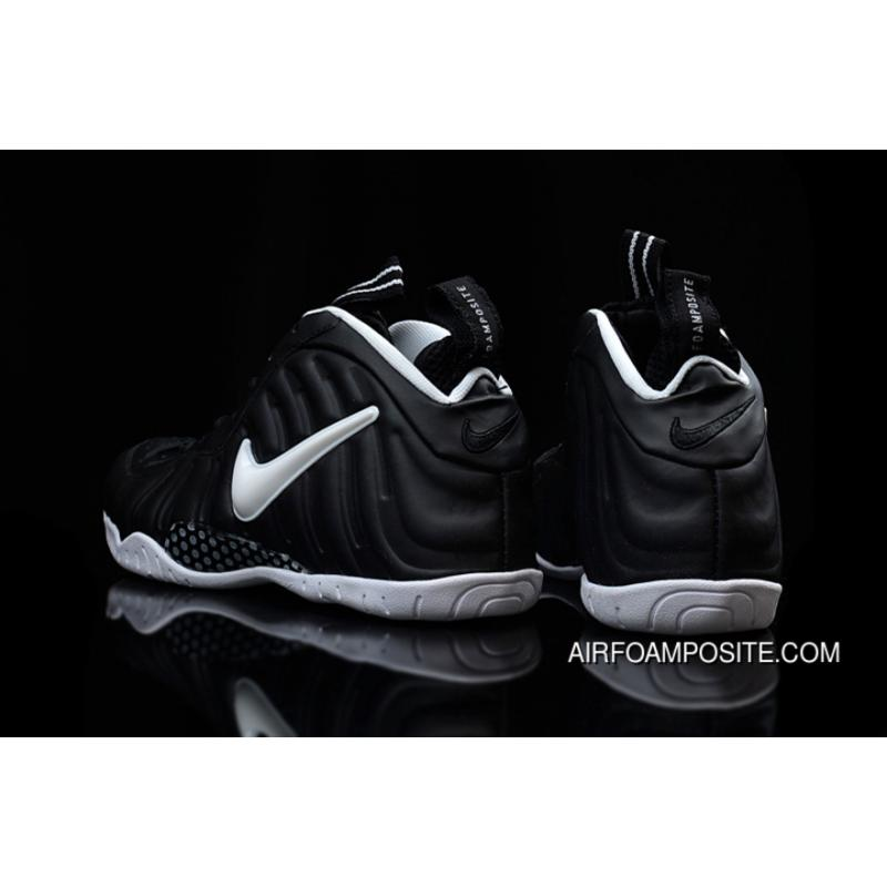 5736d396aaa ... Black-White Nike Air Foamposite Pro Discount ...